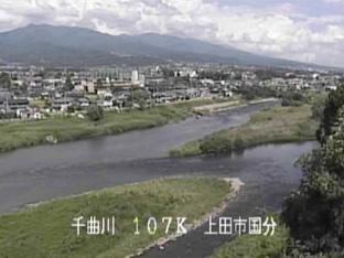 水位 カメラ 川 千曲